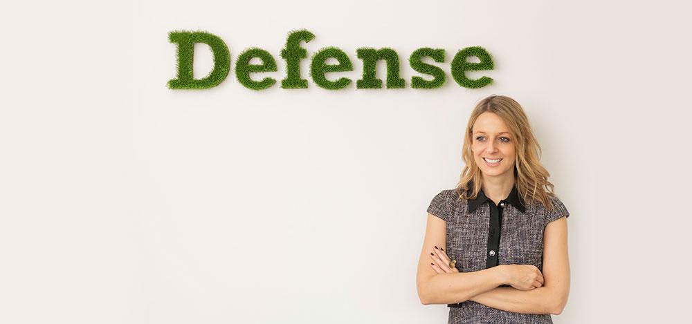 Andrea Concin – Defense